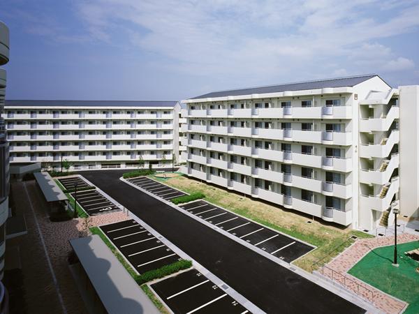 南多聞台県営住宅